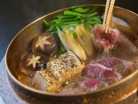 【有馬温泉でも京都の味を】京鴨すき焼きプランのご紹介