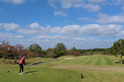 スポーツの秋、紅葉の秋。有馬温泉に宿泊してゴルフをお楽しみください!